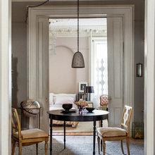 Фотография: Мебель и свет в стиле Кантри, Декор интерьера, Квартира, Цвет в интерьере, Дома и квартиры, Бежевый – фото на InMyRoom.ru