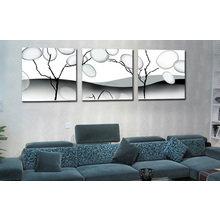 Декоративная картина: Прозрачный лес