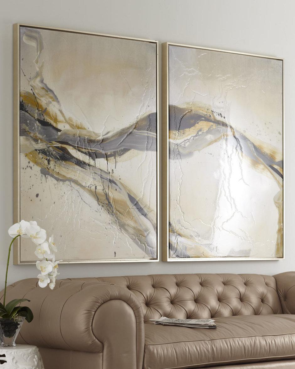 Фотография: Гостиная в стиле Классический, Декор интерьера, Декор дома, Картины – фото на InMyRoom.ru