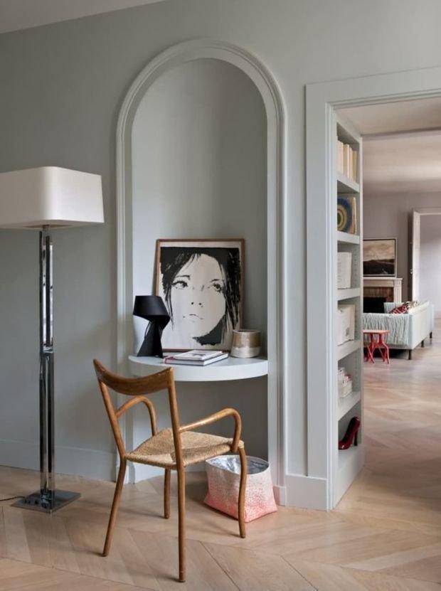 Фотография: Кабинет в стиле Прованс и Кантри, Вдохновение – фото на INMYROOM