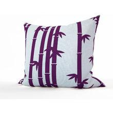 Декоративная подушка: Весенний бамбук