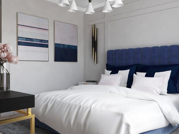Фото из портфолио Квартира в Таганском районе  – фотографии дизайна интерьеров на INMYROOM