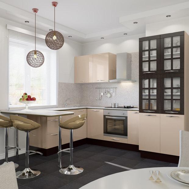 Фотография:  в стиле , Кухня и столовая, Советы, Леруа Мерлен – фото на InMyRoom.ru