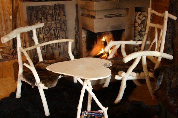 Фото из портфолио Интерьеры деревянных домов и бань – фотографии дизайна интерьеров на INMYROOM