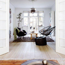 Фотография: Гостиная в стиле Скандинавский, Дом, Bloomingville, Дома и квартиры – фото на InMyRoom.ru