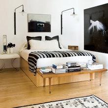 Фотография: Спальня в стиле Скандинавский, Современный, Классический, Лофт, Декор интерьера, Квартира, Дома и квартиры, Индустриальный – фото на InMyRoom.ru
