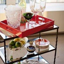 Фотография: Мебель и свет в стиле Современный, Сервировка стола – фото на InMyRoom.ru