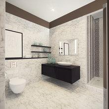 Фото из портфолио Квартира ЖК Wellton Park – фотографии дизайна интерьеров на INMYROOM