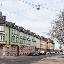 Фото из портфолио Storkgatan 5 a, Göteborg – фотографии дизайна интерьеров на InMyRoom.ru