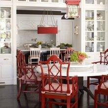 Фотография: Кухня и столовая в стиле Кантри, Восточный, Декор интерьера, Дизайн интерьера, Цвет в интерьере – фото на InMyRoom.ru