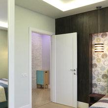 Фотография: Спальня в стиле Современный, Квартира, Проект недели, Химки, SPACE4LIFE – фото на InMyRoom.ru
