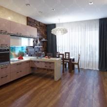 Фото из портфолио Новая коллекция кухонь 2015 – фотографии дизайна интерьеров на INMYROOM