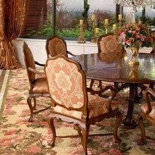 Фотография: Кухня и столовая в стиле Классический, Декор интерьера, Дизайн интерьера, Цвет в интерьере – фото на InMyRoom.ru