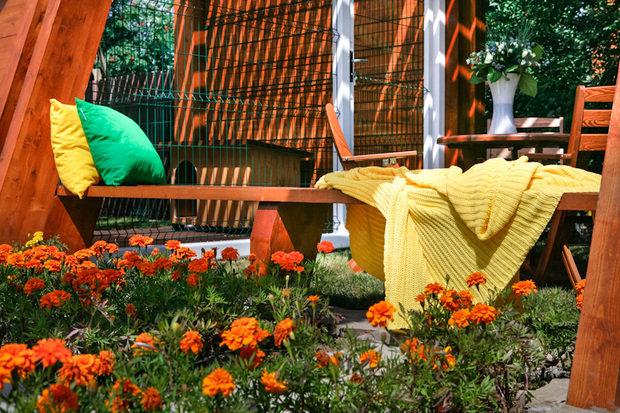 Фотография: Балкон, Терраса в стиле Современный, Ландшафт, Стиль жизни, Дача, Дачный ответ – фото на InMyRoom.ru