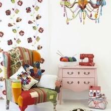 Фотография: Мебель и свет в стиле Кантри, Декор интерьера, Текстиль, Декор, Декор дома, Пэчворк – фото на InMyRoom.ru