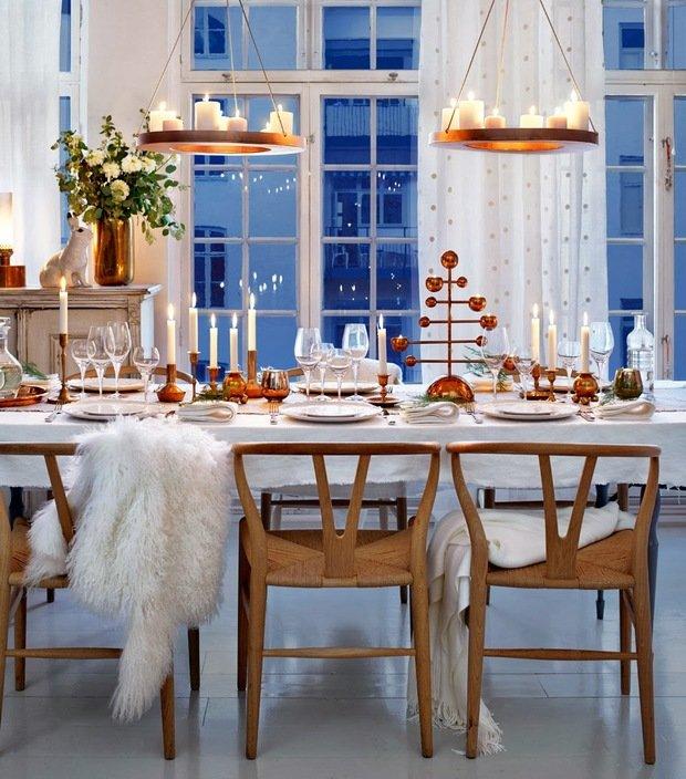 Фотография: Кухня и столовая в стиле Скандинавский, Классический, Современный, Декор интерьера, Аксессуары, Декор, Минимализм, Эко – фото на InMyRoom.ru