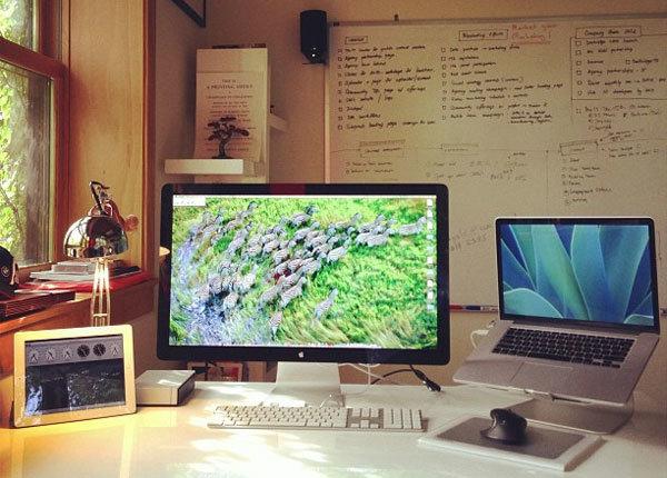 Фотография: Офис в стиле Скандинавский, Праздник, Стиль жизни, Советы, Новый Год – фото на InMyRoom.ru