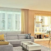 Фото из портфолио Интерьер квартиры Санкт-Петербург – фотографии дизайна интерьеров на INMYROOM