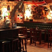"""Фото из портфолио """"Irish Pub"""" – фотографии дизайна интерьеров на INMYROOM"""