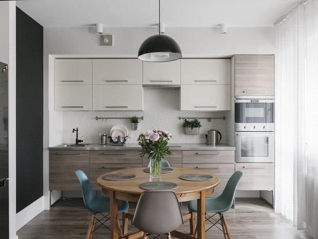 Дизайн кухни 11 квадратных метров: особенности интерьера