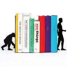 Ограничитель для книг evolution черный