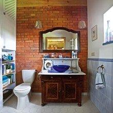 Фотография: Ванная в стиле Кантри, Дом, Польша, Дом и дача – фото на InMyRoom.ru