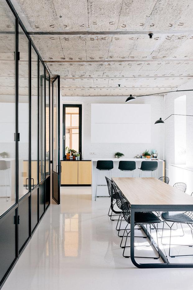 Фотография: Кухня и столовая в стиле Лофт, Гид, крупный план – фото на INMYROOM