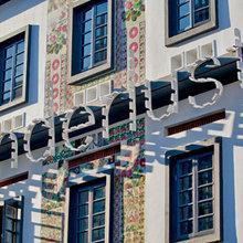 Фотография: Архитектура в стиле , Дома и квартиры, Городские места, Поп-арт, Индустриальный, Неон – фото на InMyRoom.ru