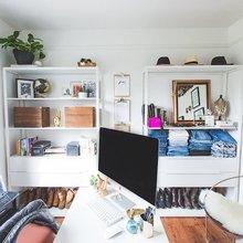 Фото из портфолио HOME OFFICE : мечтательная атмосфера... – фотографии дизайна интерьеров на INMYROOM