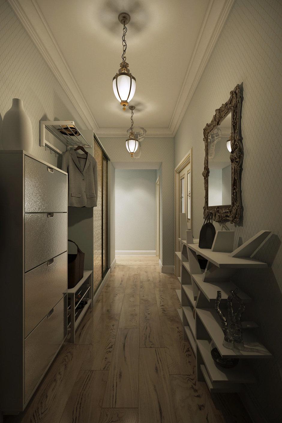 Фотография: Прихожая в стиле Прованс и Кантри, Квартира, Дома и квартиры, IKEA, Проект недели, Москва – фото на InMyRoom.ru