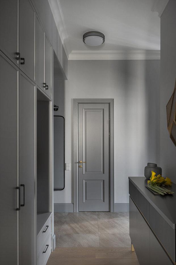 Фото из портфолио Трехкомнатная квартира в Москве, 79 м2 – фотографии дизайна интерьеров на INMYROOM