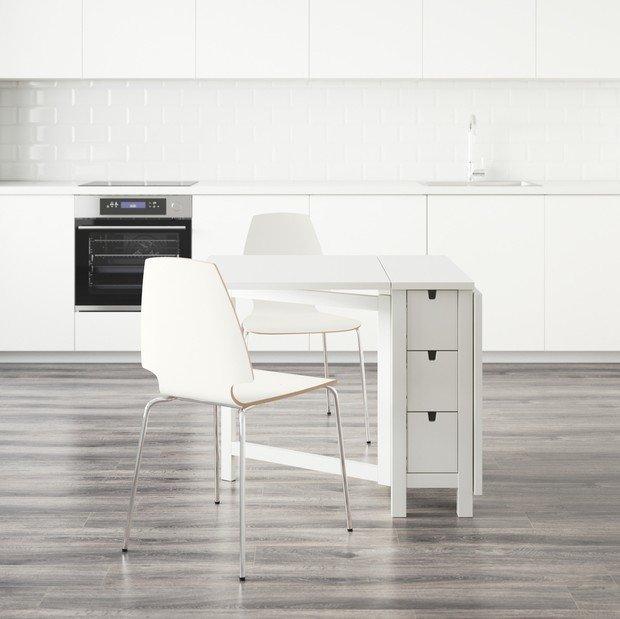 Фотография: Кухня и столовая в стиле Современный, Гид, ИКЕА – фото на InMyRoom.ru
