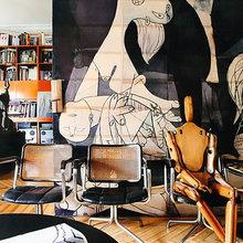 Фотография: Прочее в стиле Лофт, Современный, Хай-тек, Эклектика, Декор интерьера, Аксессуары, Декор, Минимализм, Роспись, Современное искусство, Графика, искусство, скульптура, арт-объект, эстамп, живопись, фреска – фото на InMyRoom.ru