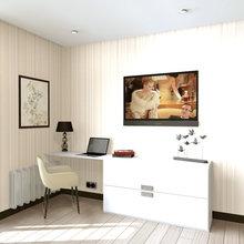 """Фото из портфолио """"Гнездо"""", студия, 2013 – фотографии дизайна интерьеров на InMyRoom.ru"""