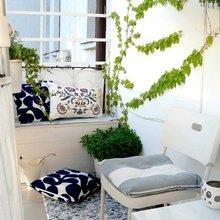 Фотография: Балкон в стиле Скандинавский, Карта покупок – фото на InMyRoom.ru