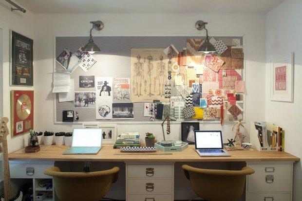 Фотография: Офис в стиле Лофт, Современный, Декор интерьера, DIY, Хранение, Советы – фото на InMyRoom.ru