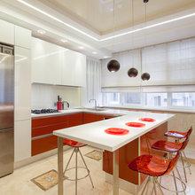 Фото из портфолио Квартира-студия для студентки – фотографии дизайна интерьеров на INMYROOM