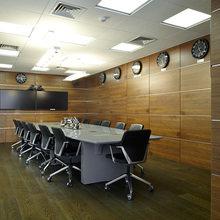 Фото из портфолио Офис компании ТМХ-сервис – фотографии дизайна интерьеров на InMyRoom.ru