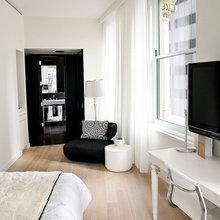 Фотография: Спальня в стиле Скандинавский, Дома и квартиры, Городские места, Отель – фото на InMyRoom.ru