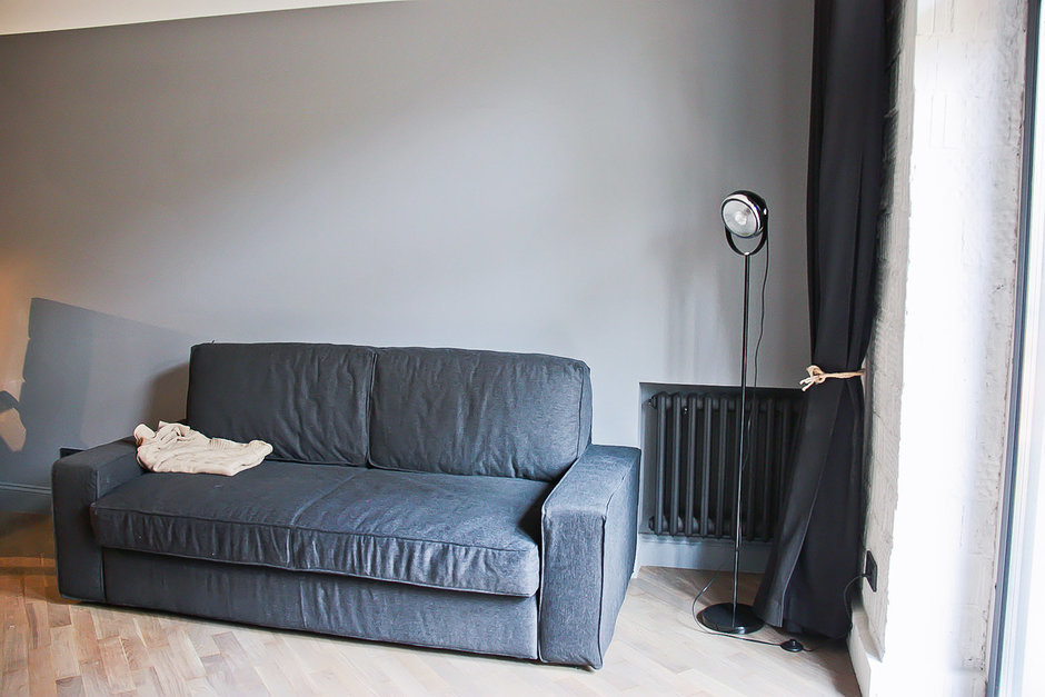 Фотография: Мебель и свет в стиле Современный, Квартира, Дома и квартиры, Минимализм, Проект недели – фото на InMyRoom.ru