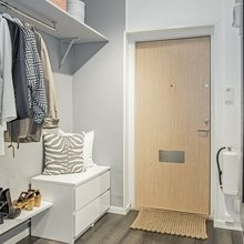 Фото из портфолио Gustav Adolfsgatan 28, Васастаден – фотографии дизайна интерьеров на INMYROOM