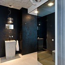 Фотография: Ванная в стиле Лофт, Современный, Эклектика, Декор интерьера, Декор дома – фото на InMyRoom.ru