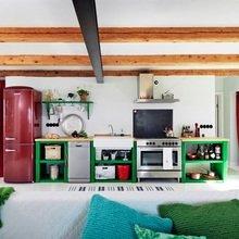 Фото из портфолио Коттедж с хорошо продуманной реконструкцией  – фотографии дизайна интерьеров на InMyRoom.ru