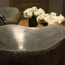 Фотография: Ванная в стиле Современный, Декор интерьера, Дом, Fabbian, Дома и квартиры, IKEA, Шале – фото на InMyRoom.ru