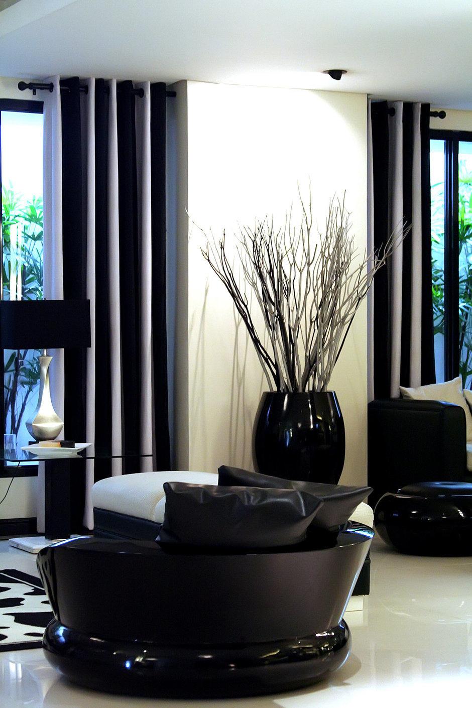 Фотография: Гостиная в стиле Современный, Декор интерьера, Квартира, Дом, Дизайн интерьера, Цвет в интерьере – фото на InMyRoom.ru
