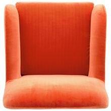 Кресло Latte orange