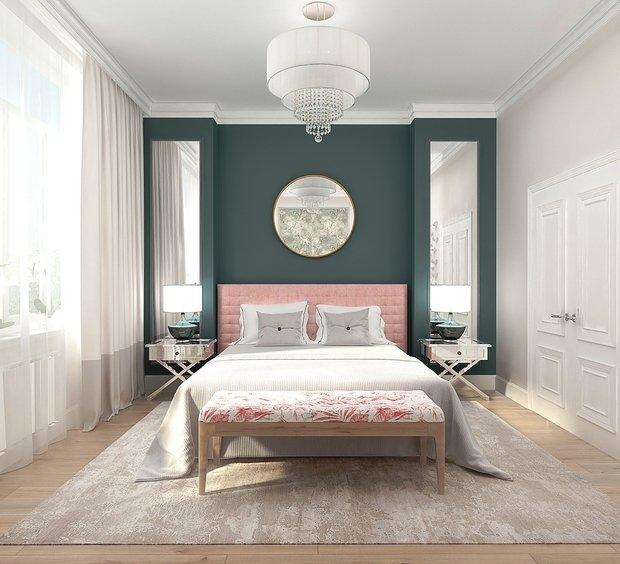 Фотография: Спальня в стиле Классический, Современный, Декор интерьера, Советы, Виктория Золина, Zi-Design Interiors, #каксэкономить – фото на InMyRoom.ru