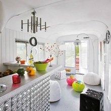 Фотография: Кухня и столовая в стиле Современный, Эклектика,  – фото на InMyRoom.ru