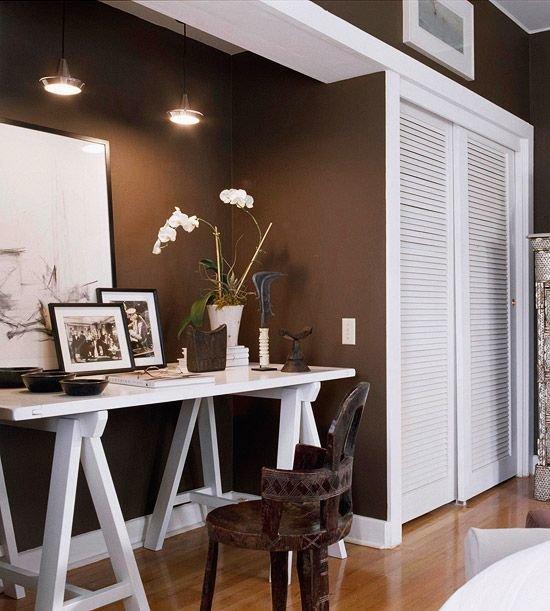 Фотография: Офис в стиле Эклектика, Декор интерьера, Дизайн интерьера, Цвет в интерьере – фото на InMyRoom.ru