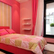 Фотография: Спальня в стиле Кантри, Детская, Интерьер комнат – фото на InMyRoom.ru